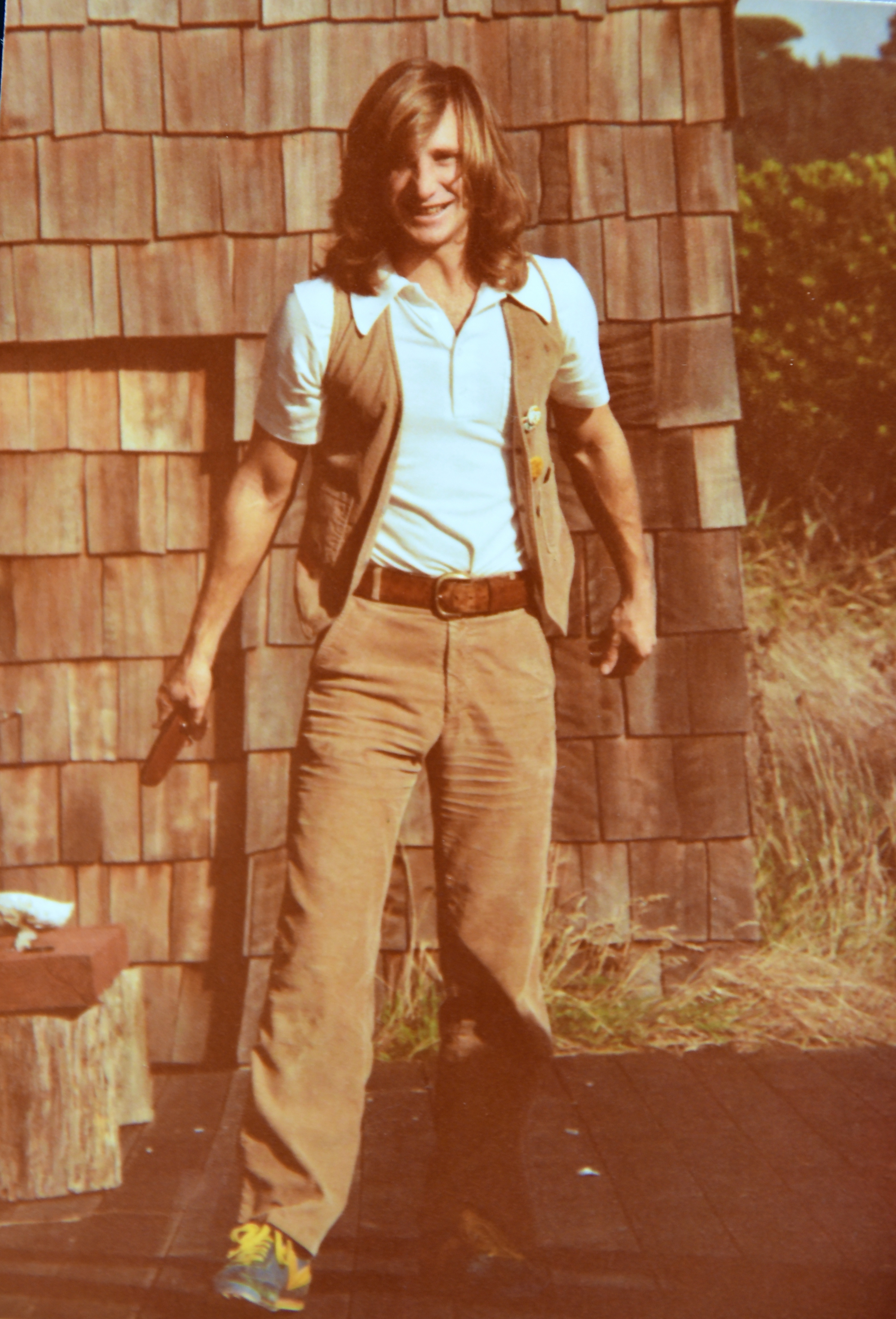 Chef/Owner Randall Selland circa 1975